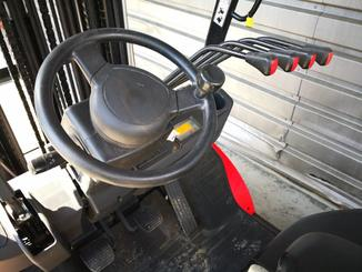 Four wheel front forklift Hangcha XF25G - 4