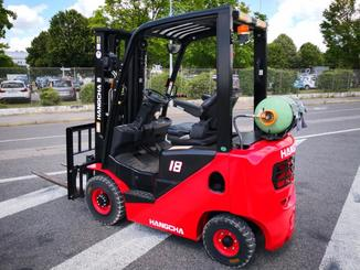 Four wheel counterbalanced forklift Hangcha XF18G - 3