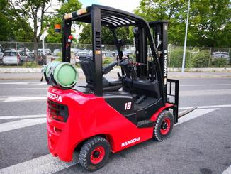 Four wheel counterbalanced forklift Hangcha XF18G - 4