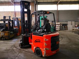 Articulated forklift Bendi B4072 - 4