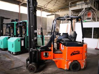 Articulated forklift Bendi B4072 - 2