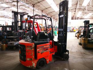 Articulated forklift Bendi B4072 - 5
