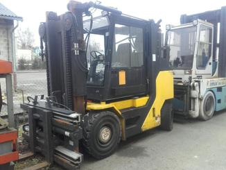 Four wheel counterbalanced forklift RMF KSL70G - 1
