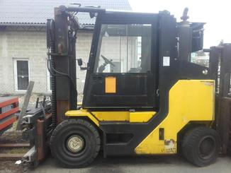 Four wheel counterbalanced forklift RMF KSL70G - 2