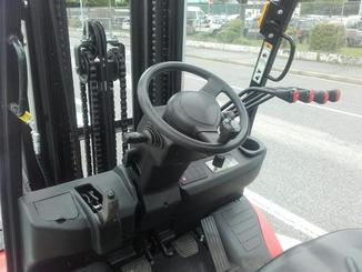 Four wheel counterbalanced forklift Hangcha XF25G - 7