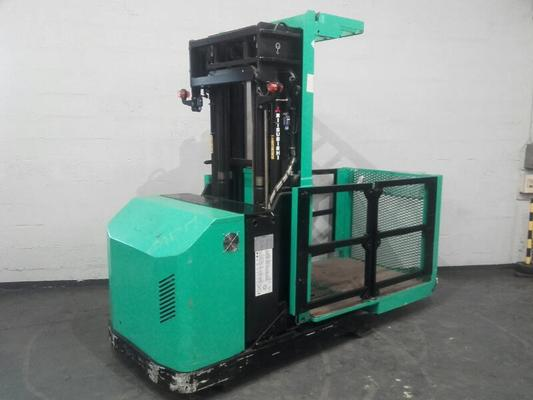 Man-up order picker Mitsubishi OPB08K - 1