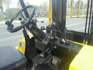 Four wheel counterbalanced forklift Hyster H7.00XL - 6