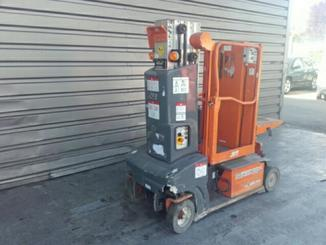 Vertical lift platform JLG TOUCAN DUO - 2