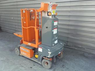 Vertical lift platform JLG TOUCAN DUO - 1