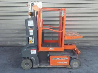 Vertical lift JLG TOUCAN DUO - 2