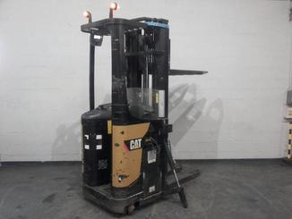 Pallet stacker with rider platform Caterpillar NSR20N - 11
