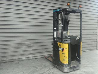 Stand-on pallet stacker Caterpillar NSR20N - 7