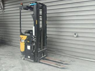 Stand-on pallet stacker Caterpillar NSR20N - 3
