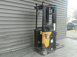 Stand-on pallet stacker Caterpillar NSR20N - 6