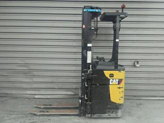 Stand-on pallet stacker Caterpillar NSR20N - 1