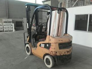 Four wheel counterbalanced forklift Caterpillar GP18N - 2