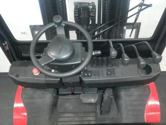 Four wheel front forklift Hangcha A4W50 - 4