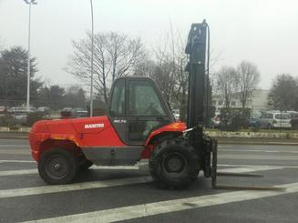 All-terrain forklift Manitou MC70 T POWERSHIFT - 3