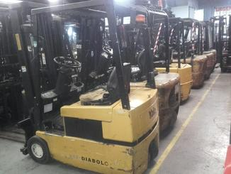 Three wheel front forklift Yale ERP16 ATF - 2