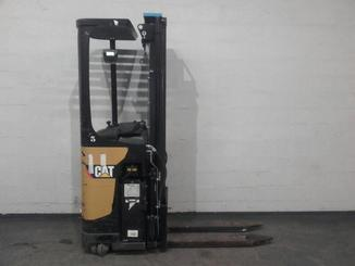 Pallet stacker with rider platform Caterpillar NSR16N - 3