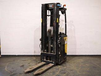 Pallet stacker with rider platform Caterpillar NSR20N - 5