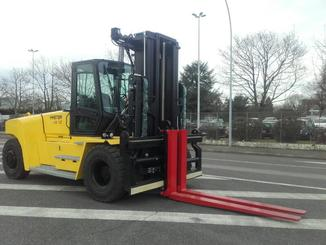 Four wheel counterbalanced forklift Hyster H16XM-12 - 2