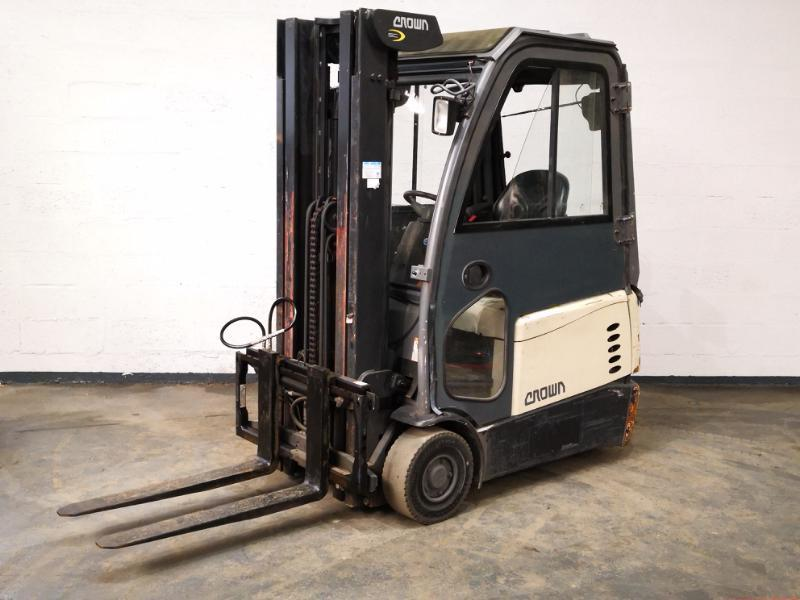 Three wheel front forklift Crown SC5320 1,3 - 1