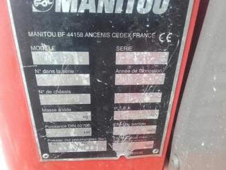 Articulated forklift Manitou EMA18 - 6