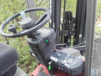 Articulated forklift Manitou EMA18 - 5