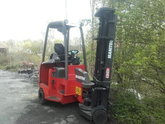 Articulated forklift Manitou EMA18 - 1