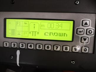 Man-up order picker Crown LP3520 - 7