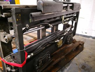 Single/multi fork 2 pallet handler Kaup 2500 - 4