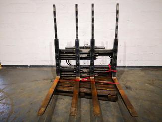 Single/multi fork 2 pallet handler Kaup 2500 - 1