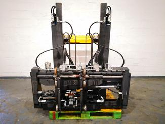 Single/multi fork 2 pallet handler Caterpillar 4000 - 2
