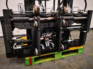 Single/multi fork 2 pallet handler Caterpillar 4000 - 6