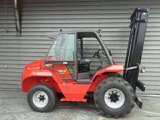 All-terrain forklift Manitou M50-2 - 1