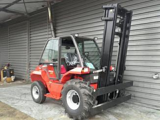 All-terrain forklift Manitou M50-2 - 7