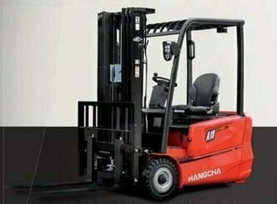 Three wheel front forklift Hangcha A3W15 - 1