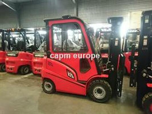 Four wheel front forklift Hangcha A4W25 - 1