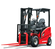 Four wheel front forklift Hangcha A4W20 - 1