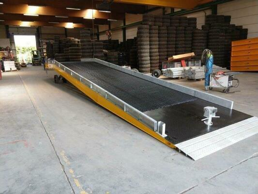 Loading ramp GS International HWE16T - 1