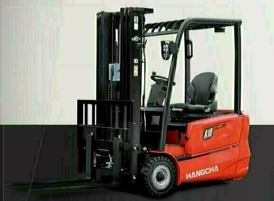 Three wheel front forklift Hangcha A3W18 - 1
