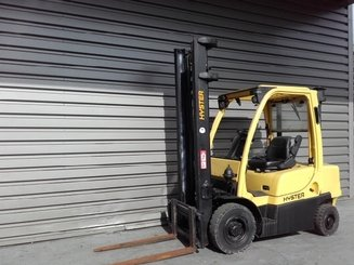 Four wheel counterbalanced forklift Hyster H2.5FT - 3