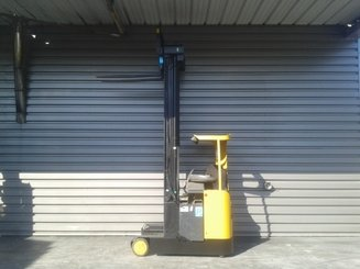 Reach truck Caterpillar NR16K - 2