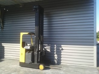 Reach truck Caterpillar NR16K - 3