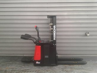 Stacker truck with folding platform Hangcha CDD16 ES - 5