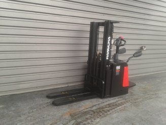 Stacker truck with folding platform Hangcha CDD16 ES - 3