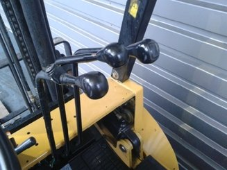 Four wheel counterbalanced forklift Caterpillar GP45K - 3