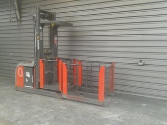 Man-up order picker Nissan OPH100 - 5