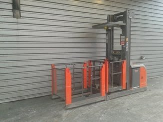 Man-up order picker Nissan OPH100 - 2